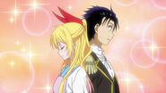 RAKU AND CHITOGE