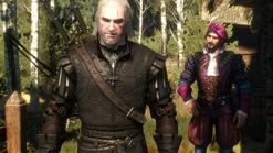 Geralt and dandelion