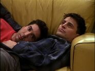 Joey and Ross