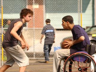 Jimmy Degrassi Wheelchair Meme