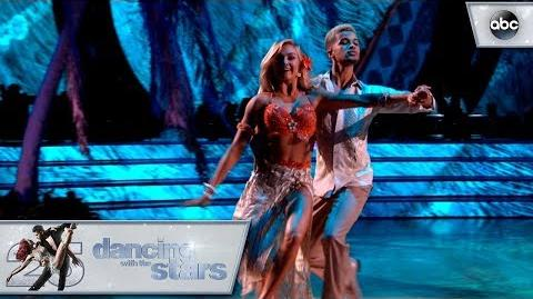 Jordan​ and​ ​Lindsay's - Foxtrot - Dancing with the Stars-0