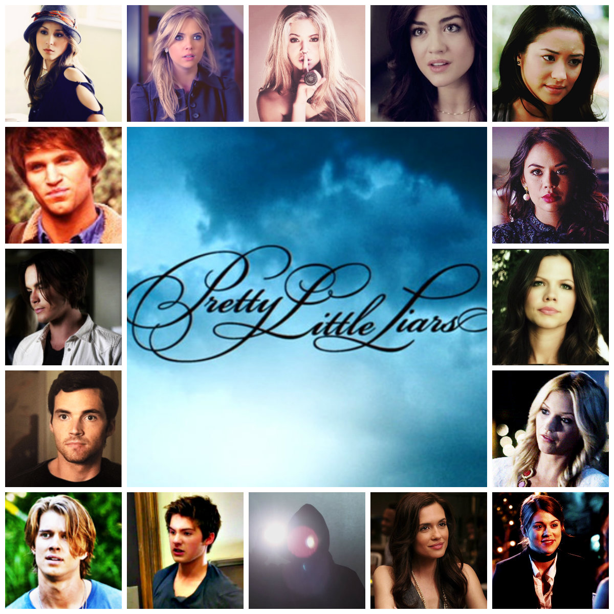 Image - PLL Collage.jpg | Degrassi Wiki | FANDOM powered by Wikia