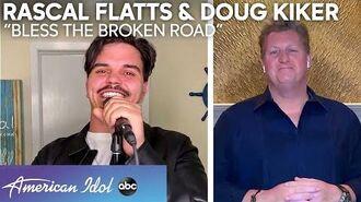 Rascal Flatts Join Doug Kiker For A Performance You Don't Want To Miss! - American Idol 2020