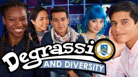 Degrassi And Diversity Is Having A Diverse Cast Enough?