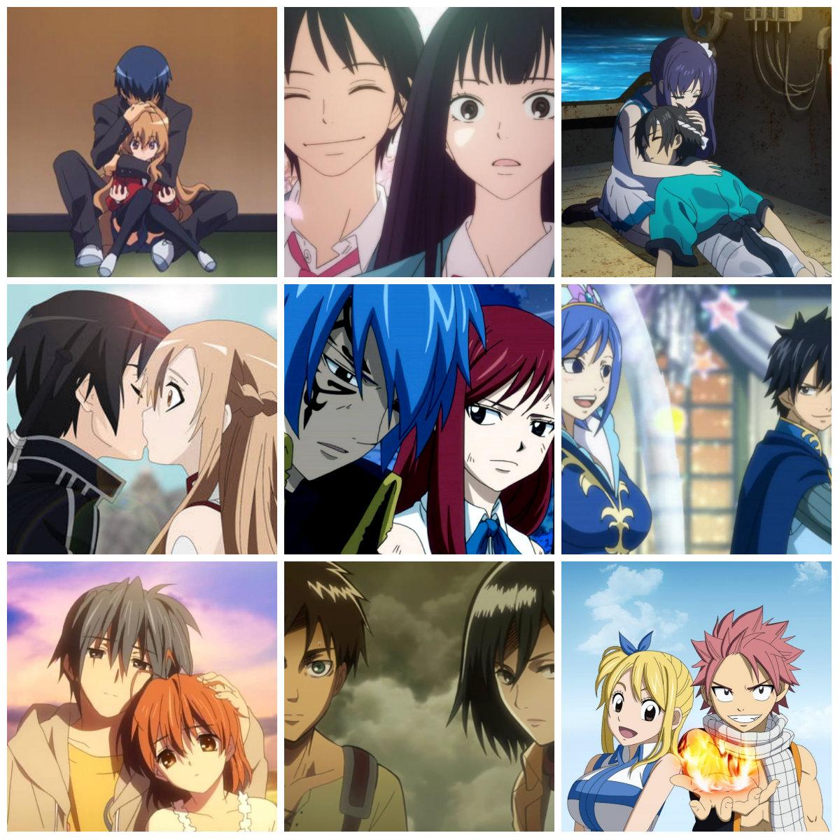 Image - Kieran anime ships collage.jpg | Degrassi Wiki | FANDOM ...