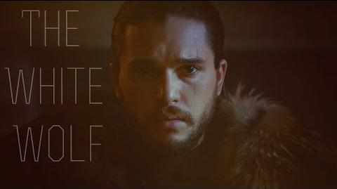 (GoT) Jon Snow The White Wolf