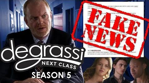 Degrassi Next Class Season 5 FAKE Characters & Descriptions Posted Online