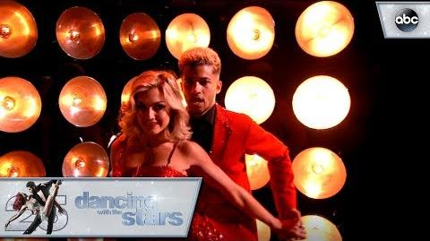 Jordan and Lindsay's - Iconic Dance - Dancing with the Stars
