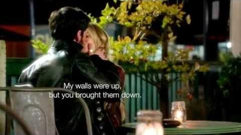 """...you brought me home."" The Evolution of Captain Swan"