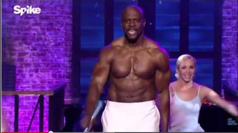 Video Terry Crews A Thousand Miles Vs Mike Tysons Push It Lip