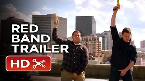 22 Jump Street Red Band TRAILER (2014) - Jonah Hill Movie HD