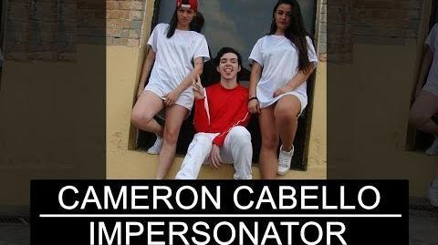 CAMERON CABELLO COVER - ESTRÉIA