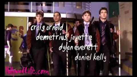 Degrassi Season 12 Opening Credits