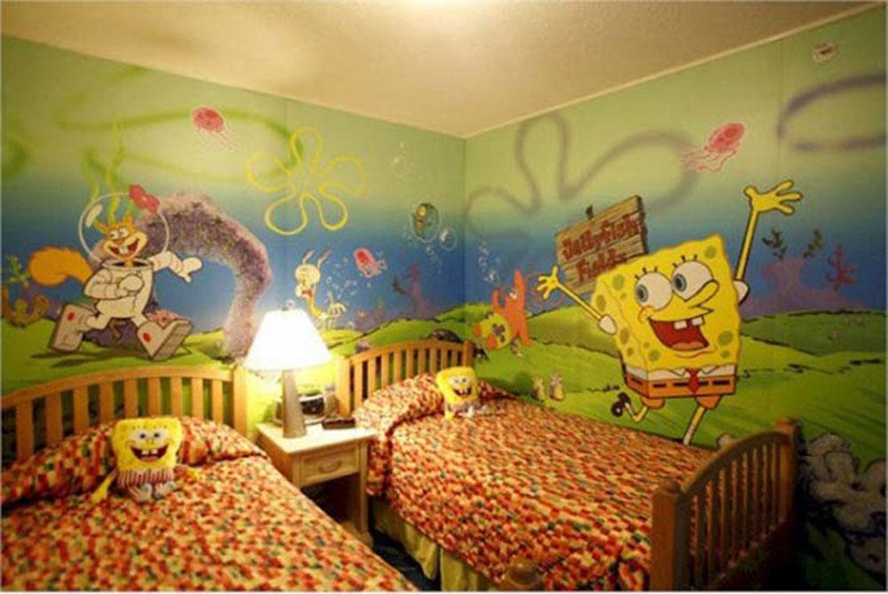 Exceptionnel Spongebob Bedding Set Design