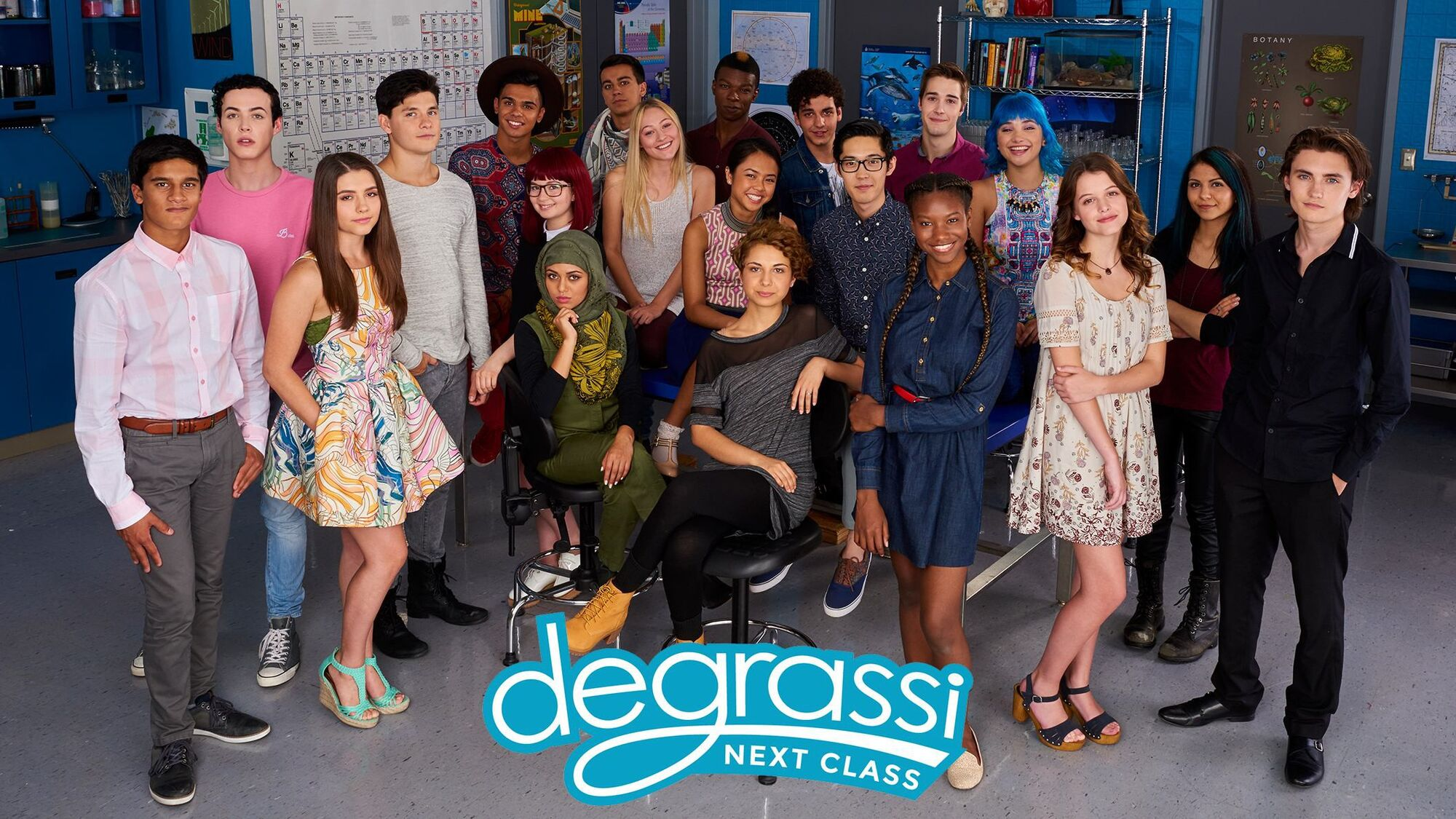 Image result for degrassi next class