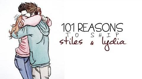 101 Reasons to Love Stiles & Lydia Stydia