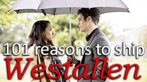 101 reasons to ship WestAllen