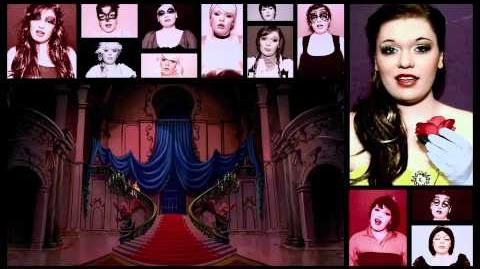 """One Woman A Cappella Disney Medley"" by @heathertraska"
