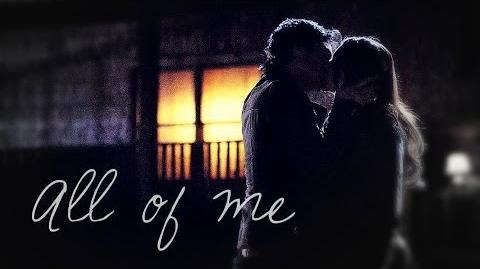 5x20 Damon & Elena - All Of Me