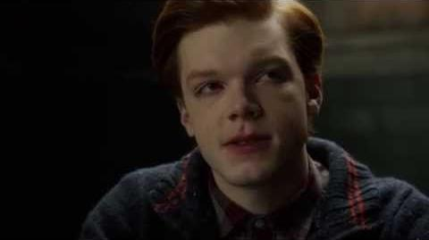 *Cameron Monaghan as Jerome Joker Gotham 116.6