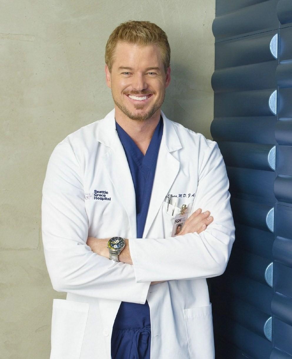 Patrick Dempsey de Greys Anatomy retorna a la TV