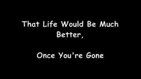 'N Sync - Bye Bye Bye (with lyrics)