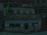 Luncheonette Diner