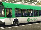 Flughafen-Bus (V)