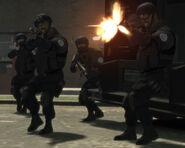 Gta 4 SWAT-Einheiten