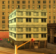 Leer stehendes Gebäude (VCS)