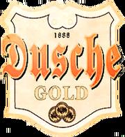Dusche-Gold-Logo