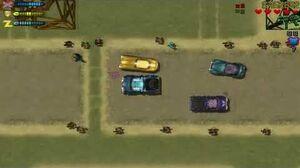 GTA 2 (1999) - Benson Burner! 4K 60FPS