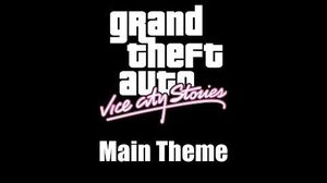 GTA Vice City Stories - Main Theme