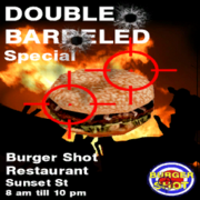 Double-Barreled-Special-Plakat