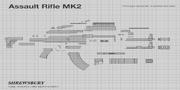 Assault Rifle MK2