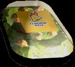 Crusty Cluckin' Salad