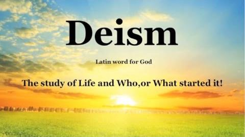 Definitions By Deist Reality