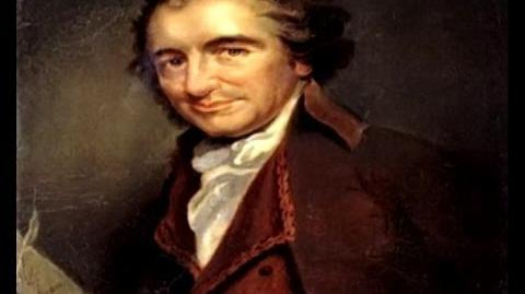 What Were The Last Words Of Thomas Paine?