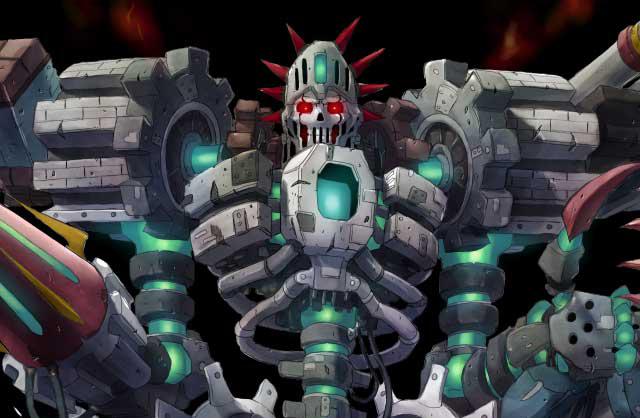 Machinery God Armageon
