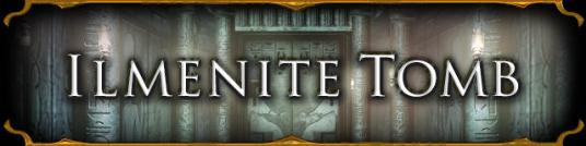 Ilmenite Tomb Banner