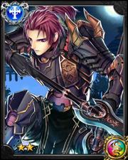 Twin Spear Hero Regulus NN