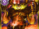 Flame King Agni