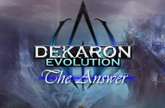 File:DekaronEvolutionlogo.png