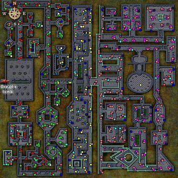 Doomed maze