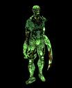 Poison zombie t