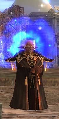 NPC Master Bainadar