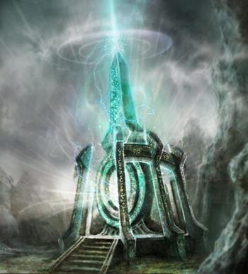 Dungeon shrine