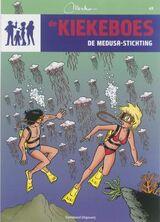 De medusa-stichting
