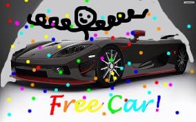 Free Car!