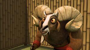 Kung Fu Panda LOA Kwan the Unkillable